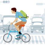 2021年は自転車保険の加入率が増加。自転車事故には保険で備えよう。